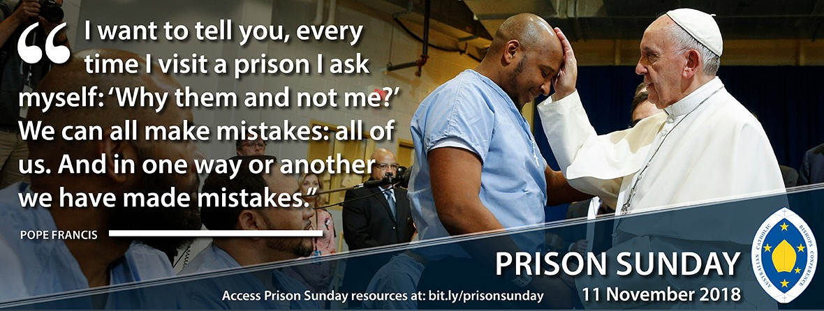 Read more > Prison Sunday