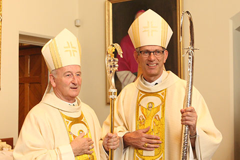 Melbourne Auxiliary Bishops installation