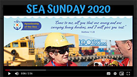 POSTER Sea Sunday 2019