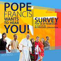 Youth Synod 2018 Survey Facebook Ad 200px