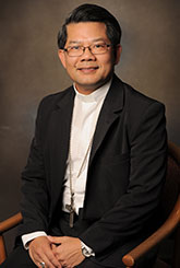 Bishop Vincent Long Van Nguyen OFMConv DD