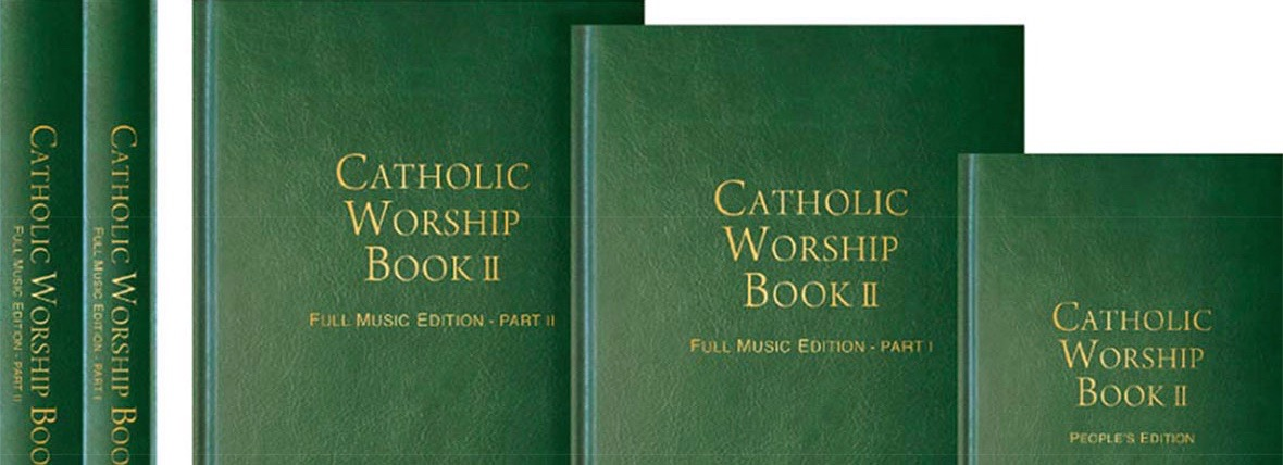 Catholic Worship Book II top banner